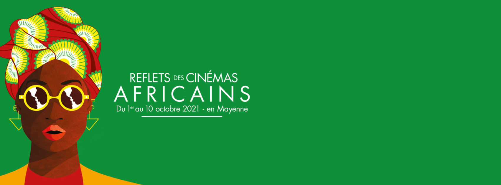 Reflets des cinémas africains </br> Nouvelles dates !