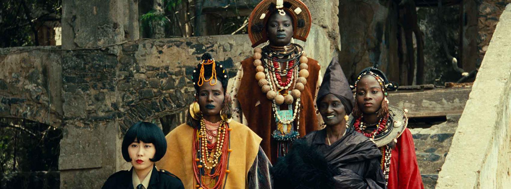 Focus #2</br> la filmographie de </br>Djibril Diop Mambéty