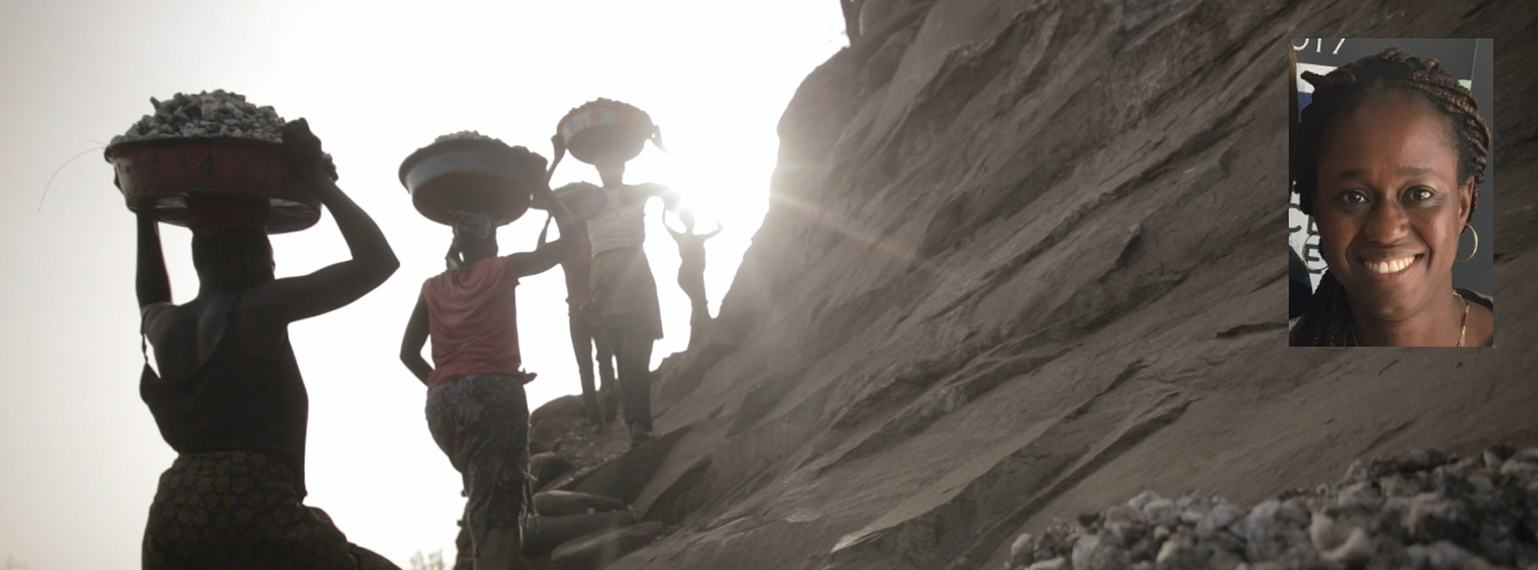 la réalisatrice <br/>Chloé Aïcha Boro <br/> accompagne son film<br/>Le Loup d'or de Balolé