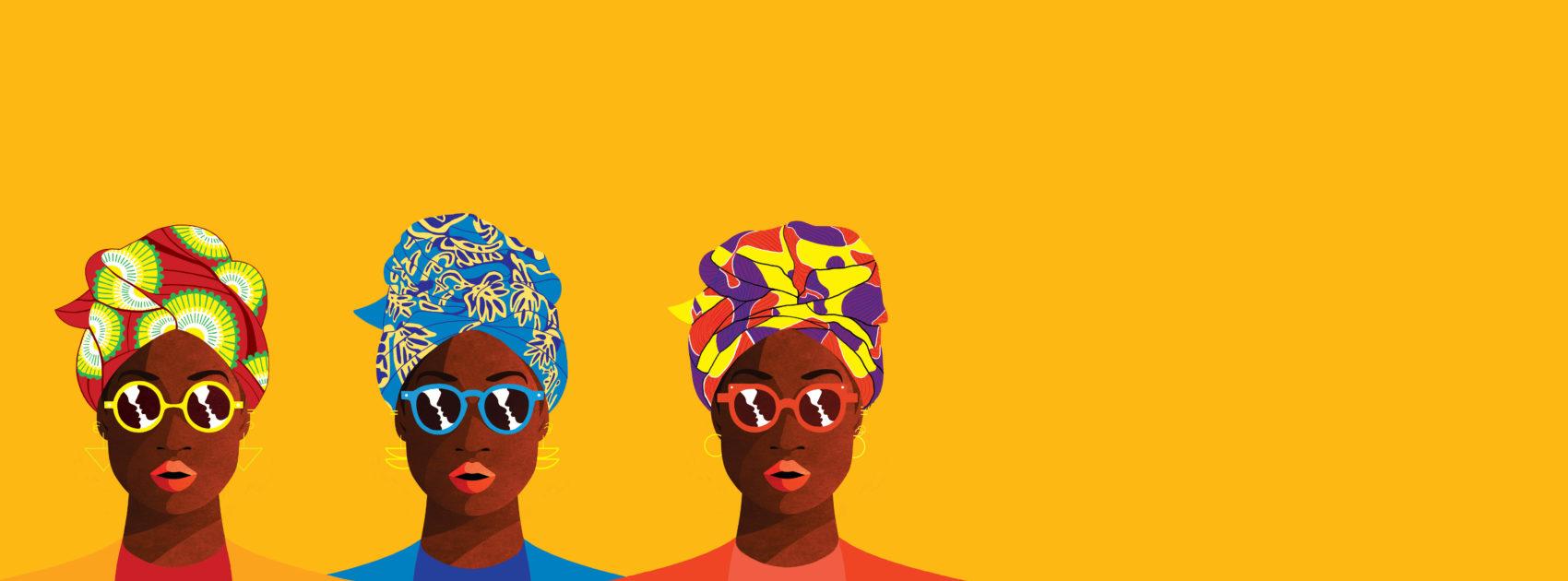 Reflets des cinémas africains </b> Découvrez les affiches 2021
